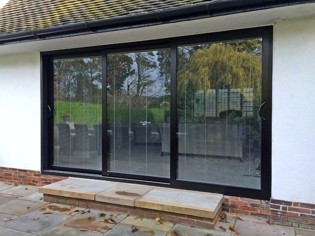 Aluminum Patio Doors Can Add Security To Your Home Windows Wood